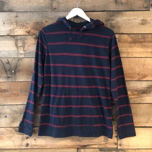 One 90 One striped hoodie